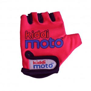 Kiddimoto: Γάντια Neon Pink GLV018