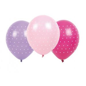 Jabadabado: Μπαλόνια Ρόζ-Μώβ JB-B2004