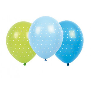 Jabadabado: Μπαλόνια Μπλέ-Πράσινο JB-B2005