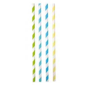 Jabadabado: Καλαμάκια Γαλάζιο-Κίτρινο-Πράσινο JB-Z17125