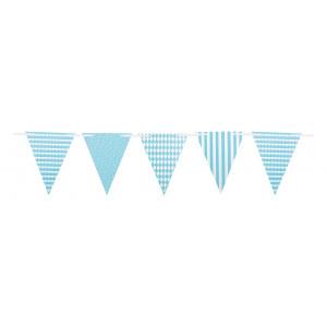 Jabadabado: Χάρτινα σημαιάκια Γαλάζια JB-Z17163