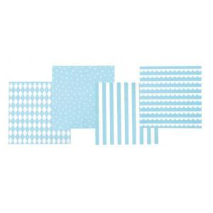 Jabadabado: Χαρτοπετσέτες Γαλάζιο JB-Z17176