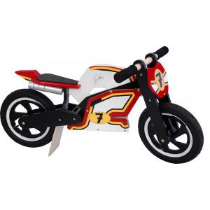 Kiddimoto: Ποδήλατο ισορροπίας Superbike Heroes Barry Sheene KM301