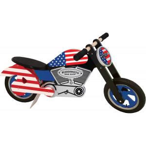 Kiddimoto: Ποδήλατο ισορροπίας Superbike USA KM507
