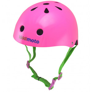 Kiddimoto: Κράνος Neon Pink KMH037