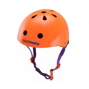 Kiddimoto: Κράνος Matte Orange KMH094