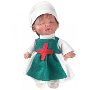 "Magic baby κούκλα ""Gestito Professions Nurse"" MB202C"