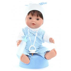 "Magic baby κούκλα Baby Pipi "" Pyjamas boy"" MB30001D"