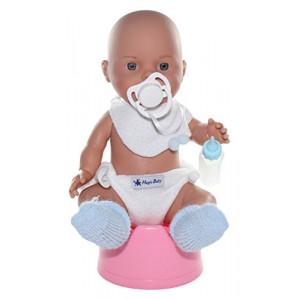 "Magic baby κούκλα ""Baby Pipi Pelo Nino"" MB30001IC"