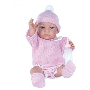 "Magic baby κούκλα ""Jenny με πουλόβερ"" MB32002"