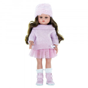 Magic baby κούκλα Nani Dark hair - 33εκ MB33004