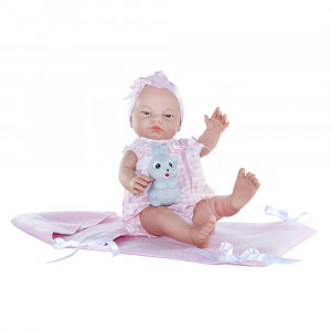 Magic baby κούκλα Νεογέννητο Κορίτσι MB39010