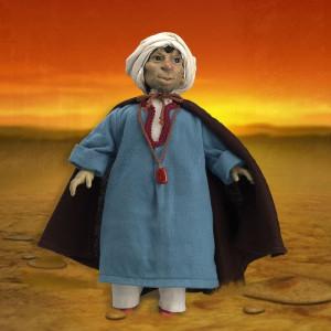 """Magic baby: Χειροποίητη κούκλα Ξωτικό """"Mahmoud"""" - 38εκ MB40029"""