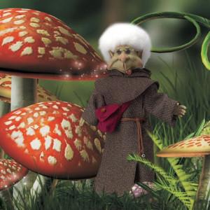 "Magic baby: Χειροποίητη κούκλα Ξωτικό ""Krasnoludek"" - 38εκ MB40038"