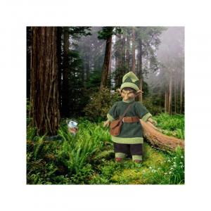 "Magic baby: Χειροποιητη κούκλα Ξωτικό ""Kelpie"" - 28εκ MB41007"