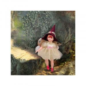 """Magic baby: Χειροποίητη κούκλα Ξωτικό """"Cisne"""" - 28εκ MB41036"""