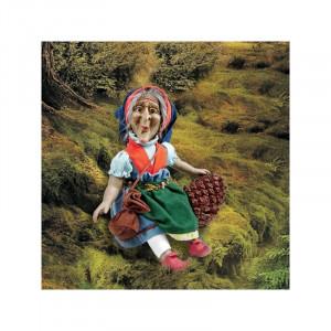 """Magic baby: Χειροποίητη κούκλα Ξωτικό """"Neimi"""" - 28εκ MB41044"""