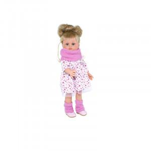 "Magic baby κούκλα ""Nani with scarf""- 42εκ MB42013"