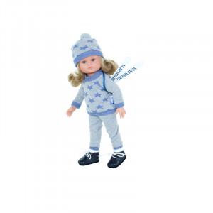 "Magic baby κούκλα ""Nani skier""- 42εκ MB42014"