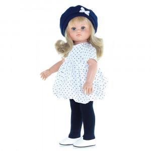 Magic baby κούκλα Nani Blond hair white blouse- 42εκ MB42016