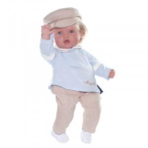 "Magic baby κούκλα Moflete ""Beret boy"" MB45029"