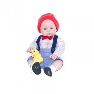 "Magic baby κούκλα Chencho ""Arthur with cap"" MB46018"