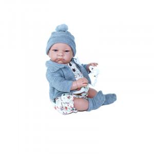"Magic baby κούκλα Chencho ""Mario Grey jacket"" MB46120"