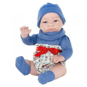 "Magic baby κούκλα ""Jenny blue hat"" MB46123"