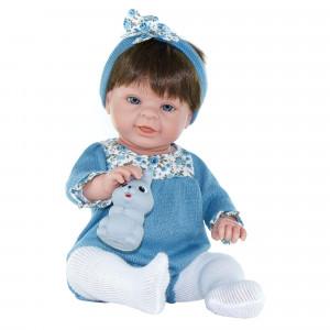 Magic baby κούκλα Paula Blue MB46129