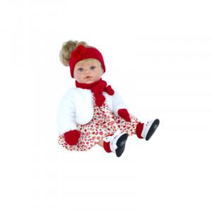 "Magic baby κούκλα που γελάει ""Susy Red Dress"" MB47012AC"