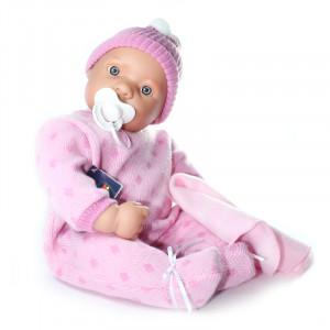 "Magic baby κούκλα ""Maelys Sugar baby"" με κουβέρτα MB50008"