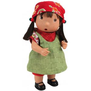 """Magic baby κούκλα """"Tilina Hippie"""" MB7102"""