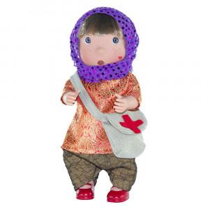 "Magic baby κούκλα ""Tilina"" - Διάσημες γυναίκες- Anandi Gopal Joshi MB7108"