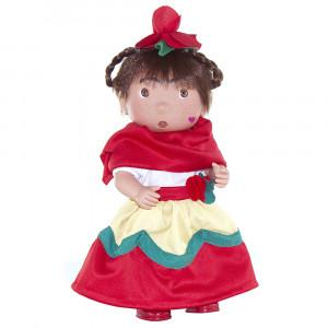 "Magic baby κούκλα ""Tilina"" - Διάσημες γυναίκες- Frida Kahlo MB7110"