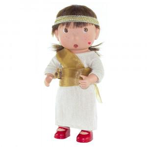 "Magic baby κούκλα ""Tilina"" - Διάσημες γυναίκες- Hypatia MB7111"