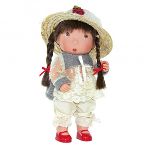"Magic baby κούκλα ""Tilina"" - Διάσημες γυναίκες- Pamela Lyndon MB7113"