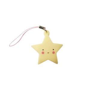 A little lovely company Charm Star Yellow MICH015