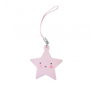 A little lovely company Charm Star Pink MICH019