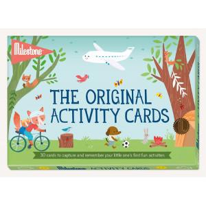 Milestone: 30 φωτο-κάρτες δραστηριοτήτων MLSMAC-CART-ENG