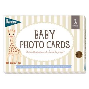 Milestone: 24 φωτο-κάρτες με την Σόφι την καμηλοπάρδαλη MLSSGC-CART