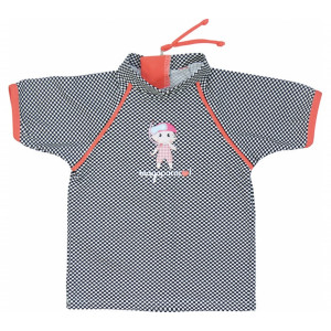 Mayoparasol Μπλούζα με UV προστασία κοντό μανίκι Nina 6 μηνών MP42760