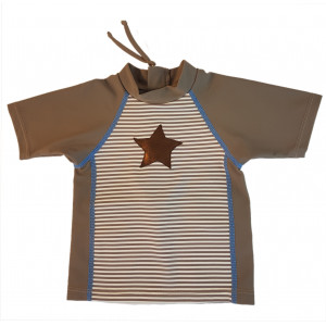 Mayoparasol Μπλούζα με UV προστασία κοντό μανίκι Etoile 6 μηνών MP42852
