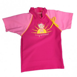 Mayoparasol Μπλούζα με UV προστασία κοντό μανίκι Rosie Sun 12 μηνών MP43084