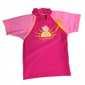 Mayoparasol Μπλούζα με UV προστασία κοντό μανίκι Rosie Sun 18 μηνών MP43085