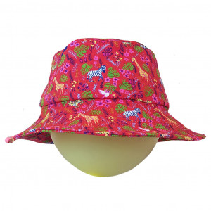 Mayoparasol Καπέλο με UV προστασία για κορίτσι Safari 0-6 μηνών MP43254