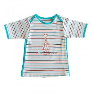 Mayoparasol Μπλούζα με UV προστασία κοντό μανίκι Sophie en vacances 12 μηνών MP43409