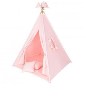 Mysunshine: Παραμυθένια παιδική σκηνή Sweet Pink MST-SWTPNK