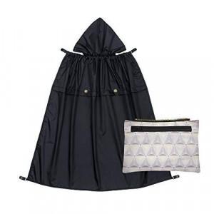 Naforye: Αδιάβροχο κάλυμμα για μάρσιπο Black Knight NY20022