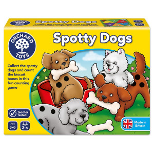 Orchard Toys Spotty Dogs Game ORCH001