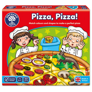Orchard Toys Pizza, Pizza Game ORCH060